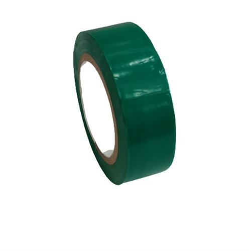 SHUSHI เทปพันสายไฟ 0.18mmx19mmx10m SS1993-106 สีเขียว