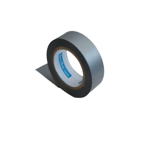SHUSHI เทปพันสายไฟ 0.18mmx19mmx10m SS1993-108 สีเทา