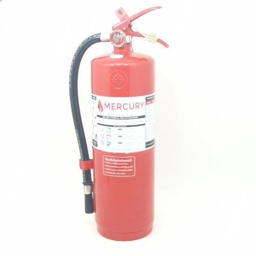MERCURY เครื่องดับเพลิงชนิดผงเคมีแห้ง ขนาด 10LB  4A10B