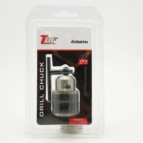 TUF หัวจับสว่าน  1.5-10mm CS03010