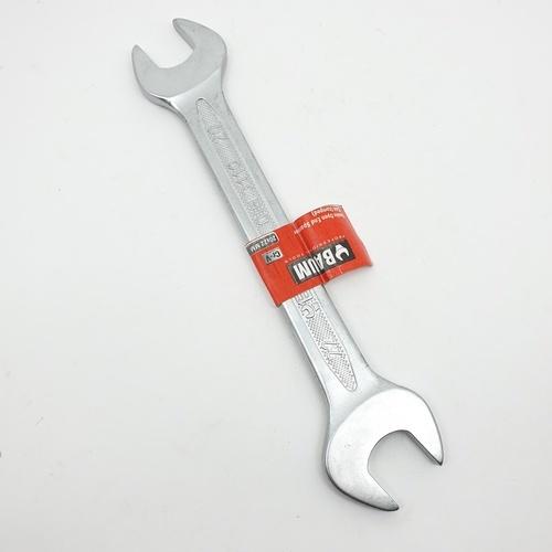 BAUM ประแจปากตาย 20X22mm.   Cr-v  สีโครเมี่ยม
