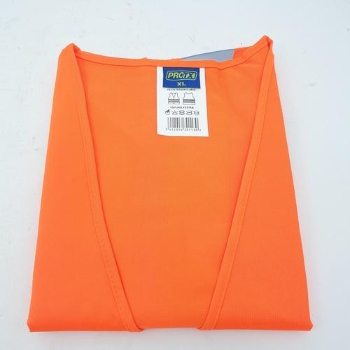 Protx เสื้อจราจรสะท้อนแสง  Z0007-J2XL ขนาด XL  สีส้ม