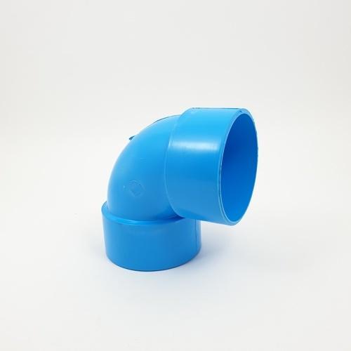 AAA ข้องอบาง902.1/2นิ้ว(65) - สีฟ้า