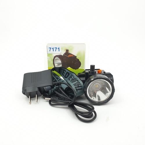 AM BOSS ไฟฉายคาดศรีษะ #7171 แสงขาว 7171 ปรับหรี่แสงได้