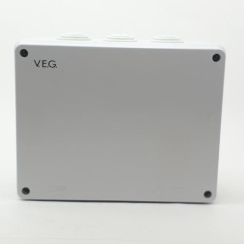 V.E.G กล่องกันน้ำพลาสติก THE-11