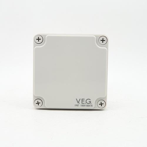V.E.G กล่องกันน้ำพลาสติก THE-04