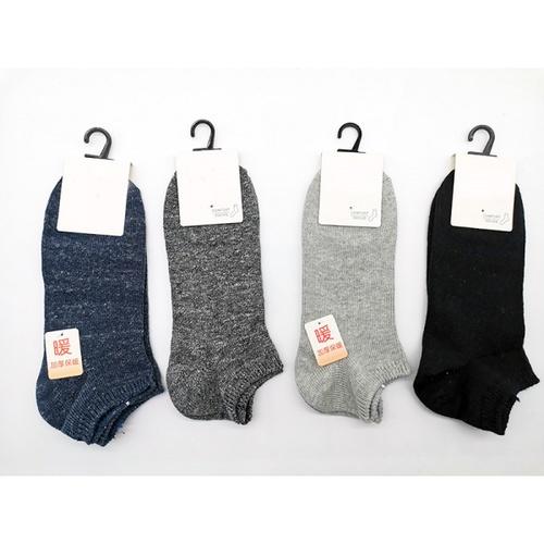 USUPSO ถุงเท้าข้อสั้น ผู้ชาย แพ็ค2 คู่ ขนาด 27x8.5x1  (#CK)