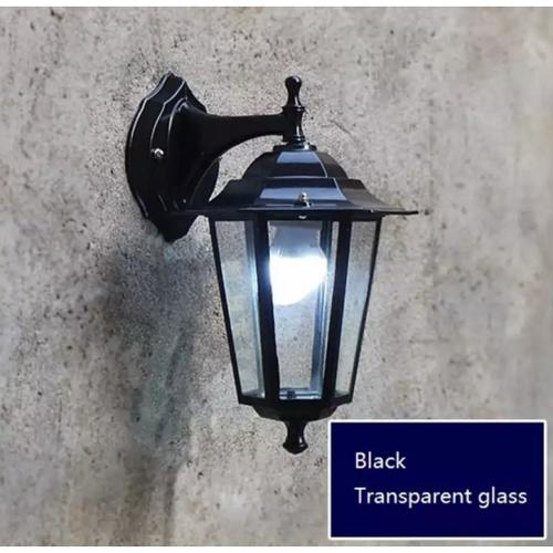 EILON โคมไฟผนัง รุ่น TVZT676 สีดำ