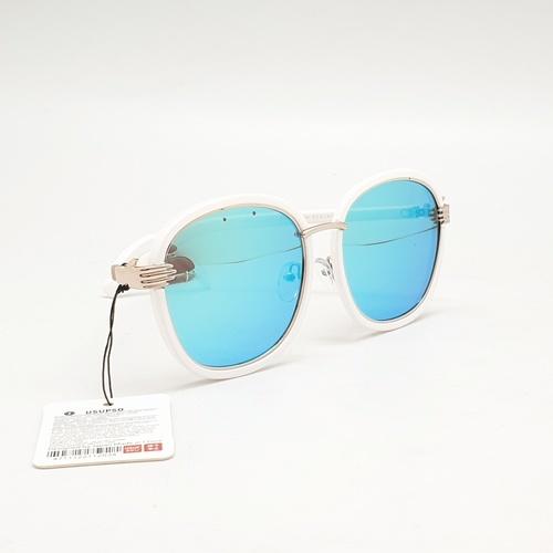 USUPSO USUPSO แว่นตากันแดดแฟชั่น เลนส์สีฟ้า  คละสี
