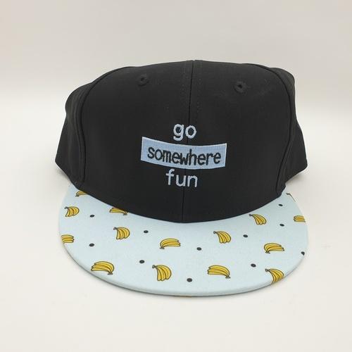 USUPSO หมวกแค้ปเด็ก - สีดำ