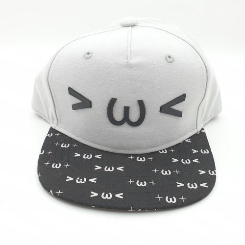 USUPSO หมวกเด็กลายน่ารัก  - สีเทา