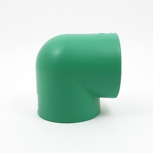 ERA ข้องอ 90 องศา  63 mm. 2 ( PPR ) สีเขียว