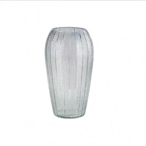 COZY แจกันแก้ว ขนาด 10x18 ซม. Cadel002 สีใส ใส