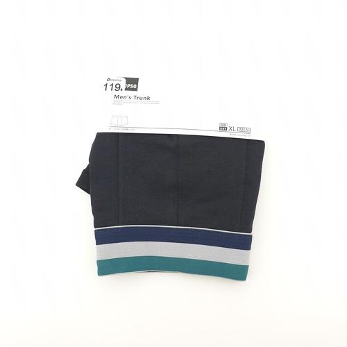 USUPSO USUPSO กางเกงชั้นในชายสีดำ-XL (#F9)  ขาว