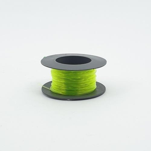 สายเอ็น สีเขียว No.110  แดง