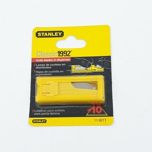 STANLEY ใบมีดคัดเตอร์ 11-921T