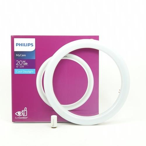 PHILIPS หลอด LED สำเร็จรูป ชนิดกลม 20W แสงขาว LED CIRCULAR 20W สีขาว