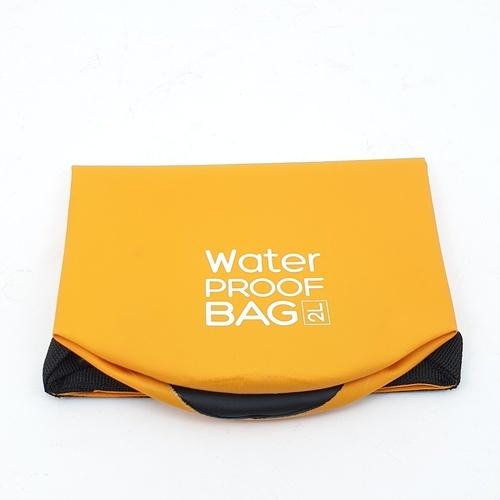 WETZLARS กระเป๋ากันน้ำ   ZYU019-OR 2 ลิตร:   สีส้ม