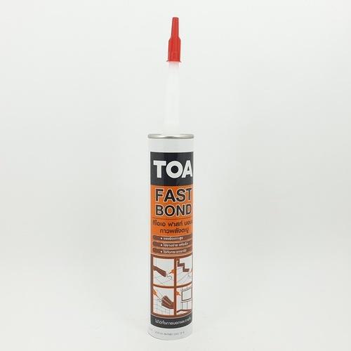 TOA ทีโอเอ ฟาสท์ บอนด์ -กาวพลังตะปู 320 กรัม TOA FAST BOND สีเบจ