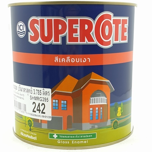 Dulux สีน้ำมัน S/C 242 กล. Super cote
