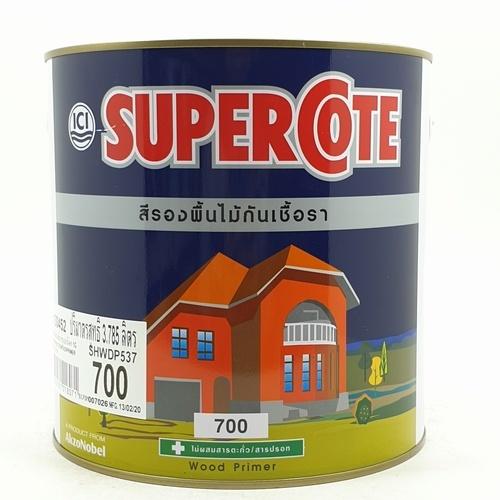 Dulux สีรองพื้นไม้ S/C 700 กล. SUPERCOTE WOOD PRIMER