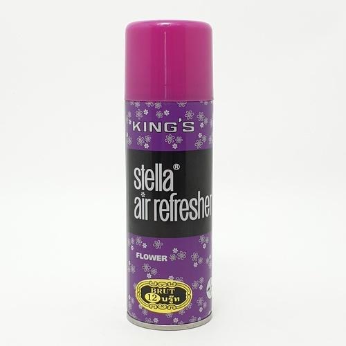 Kings Stella สเปรย์ปรับอากาศ กลิ่นบรู๊ท 200 มล. *ซื้อ 1 แถม 1*