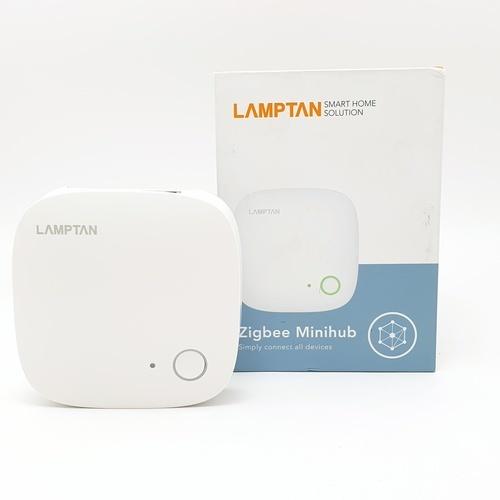 LAMPTAN เครื่องกระจายสัญญาณ ZIGBEE MINI HUB สีขาว