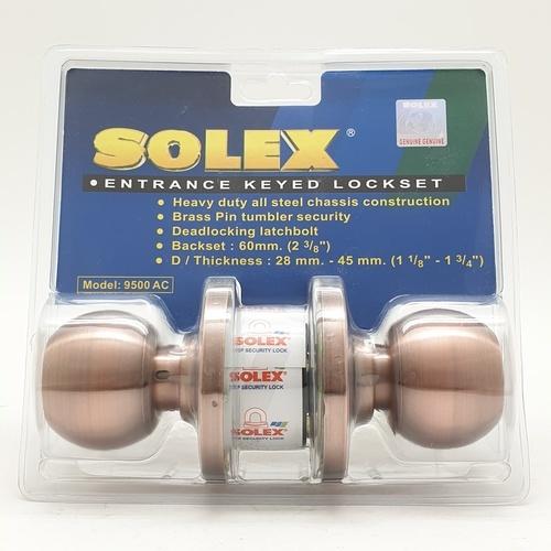 SOLEX ลูกบิด (แผง) 9500 AC
