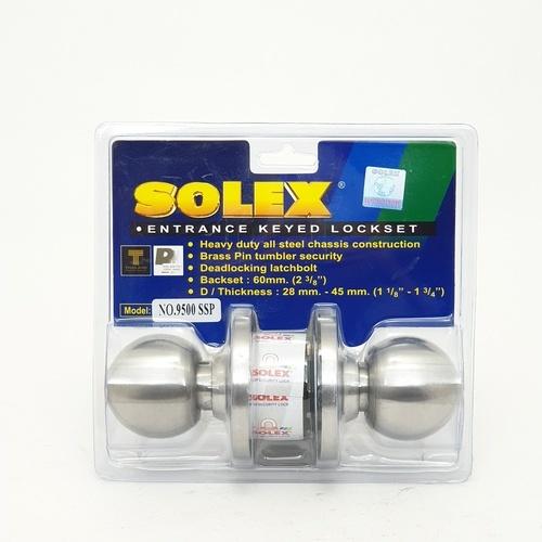 SOLEX กุญแจลูกบิด 9500 SSP