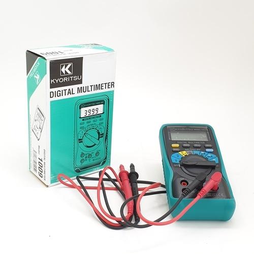KYORITSU มัลติมิเตอร์แบบดิจิตอลจอ  KEMD1009