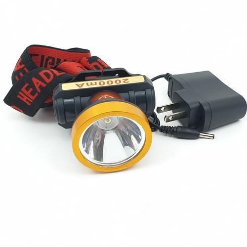 - ไฟฉายคาดหัว LED 20w  (TD-805) white light