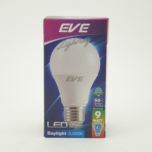 EVE หลอดแอลอีดี  A60 Project 9W เดย์ไลท์