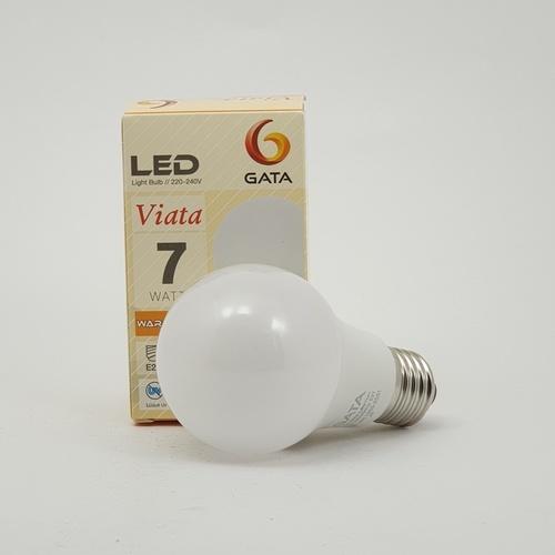 GATA หลอด LED 7W ฝาขุ่น 50ATL2W07000