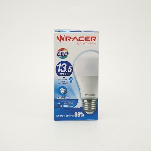 RACER หลอดแอลอีดีบั๊บ 13.5 วัตต์ แสงขาว KATIE BULB 13.5W DL สีขาว