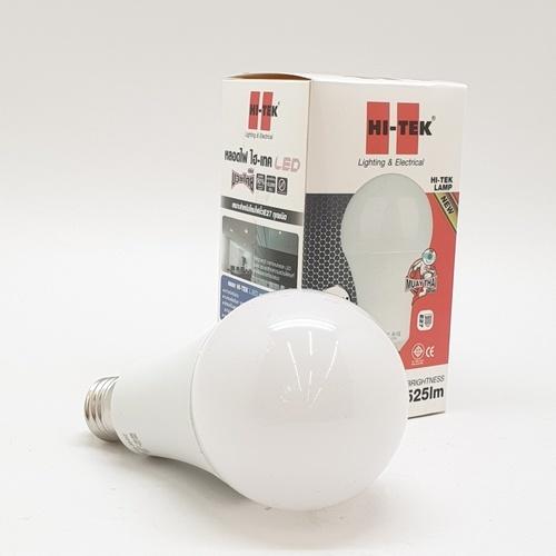 HI-TEK หลอด LED มวยไทย SERIES ขั้วเกลียว E27 20W แสงนวล HLLM27020W