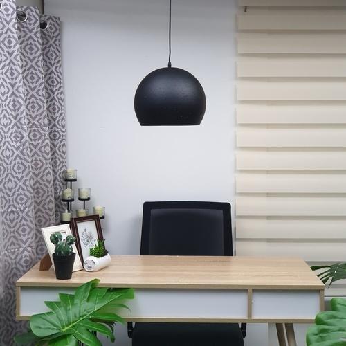 EILON โคมไฟแขวน Modern  42736-1XL  สีดำ