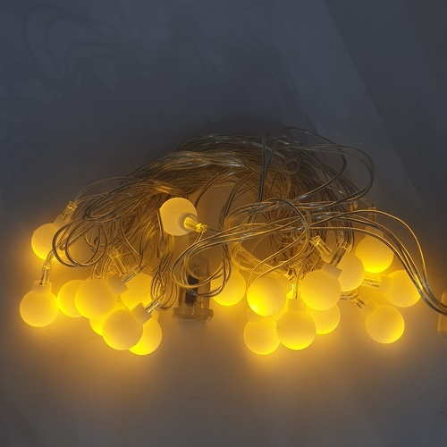 EILON ไฟเทศกาล    JRD-02  (สีเหลือง)    เหลือง