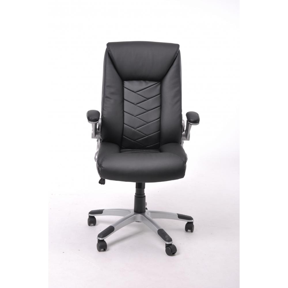 SMITH เก้าอี้ผู้บริหาร ขนาด 67x74.5x107 cm  FRANCISCO สีดำ