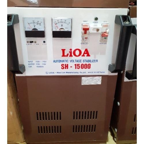 - เครื่องรักษาระดับแรงดันไฟฟ้า รุ่นSH-15000   -