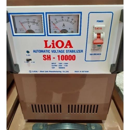 - เครื่องรักษาระดับแรงดันไฟฟ้า รุ่นSH-10000   -