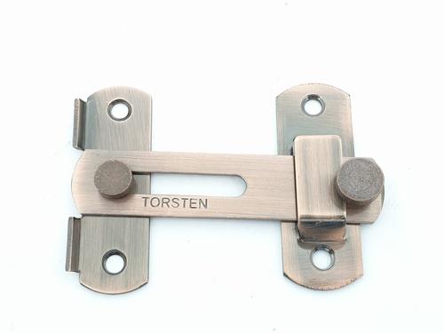 TORSTEN กลอนสับสแตนเลส 4 นิ้ว  HM-GT4 สีทองแดงรมดำ