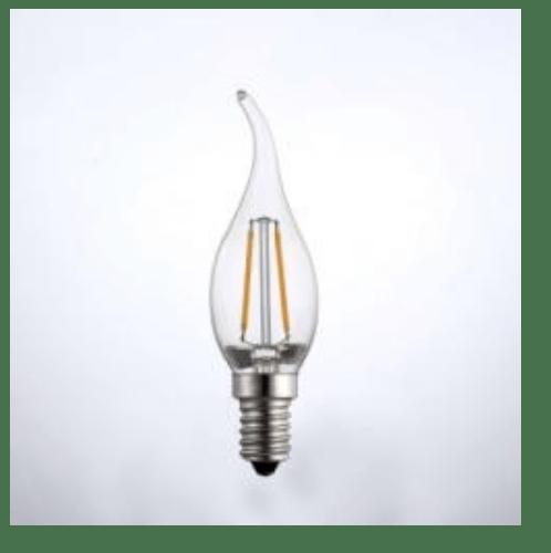 G-LAMP หลอด LED ฟิลาเมนต์ Opera ADS-DP52 6W E27