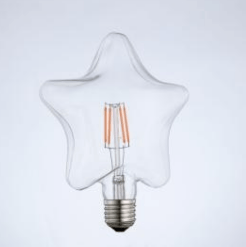 G-LAMP หลอด LED ฟิลาเมนต์ Star ADS-DP63 4W E27