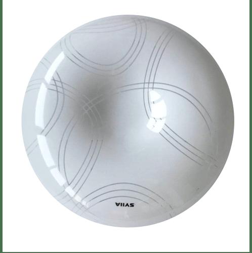 SYLLA โคมไฟอะคลิลิค LED เดย์ไลท์  HQ3536A-24W3+ สีขาว