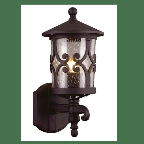 -  โคมไฟผนัง   MV018-WU สีดำ