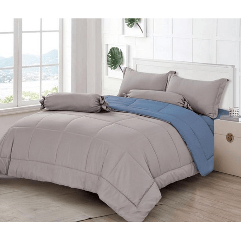 Truffle ชุดผ้าปูที่นอน กาลิโต้ 6 ชิ้น ขนาด 5 ฟุต FSS5-601