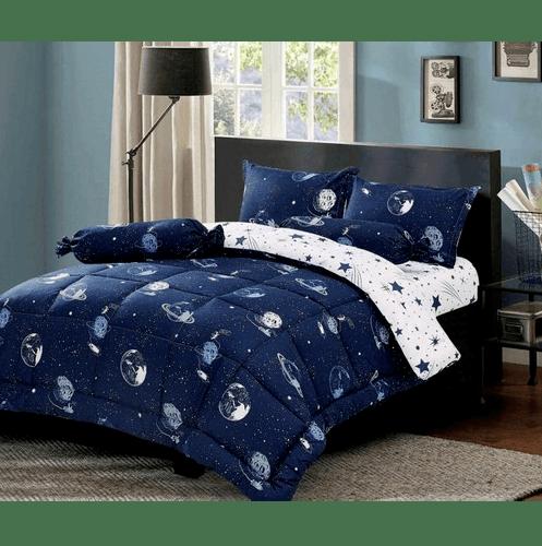 Truffle ชุดผ้าปูที่นอน กาลิโต้ 6 ชิ้น ขนาด 5 ฟุต FSS5-608