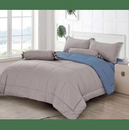 Truffle ชุดผ้าปูที่นอน กาลิโต้ 6 ชิ้น ขนาด 6 ฟุต FSS6-602