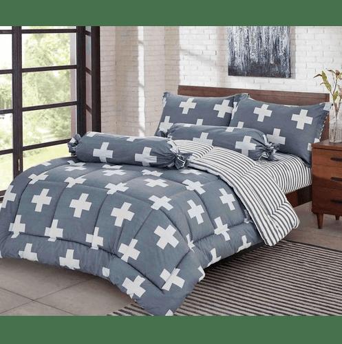 Truffle ชุดผ้าปูที่นอน กาลิโต้ 6 ชิ้น ขนาด 6 ฟุต FSS6-610
