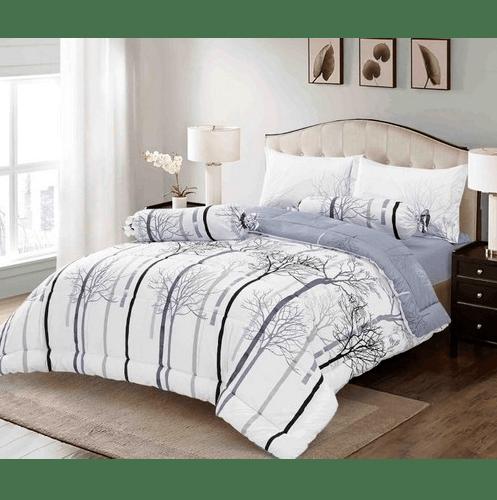 Truffle ชุดผ้าปูที่นอน กาลิโต้ 6 ชิ้น ขนาด 6 ฟุต  FSS6-611
